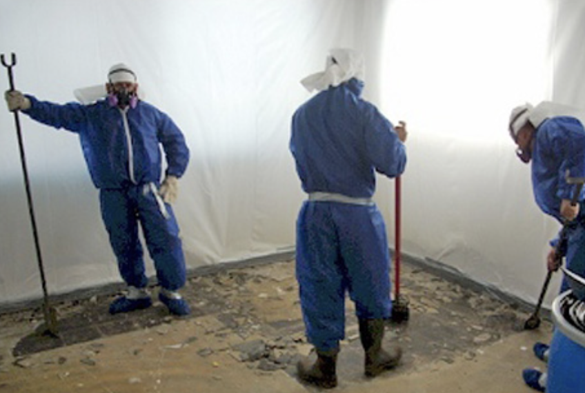 How Long Does Asbestos Removal Take? | Asbestos Pro Services